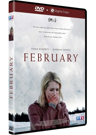February (DVD + Copie digitale) - DVD