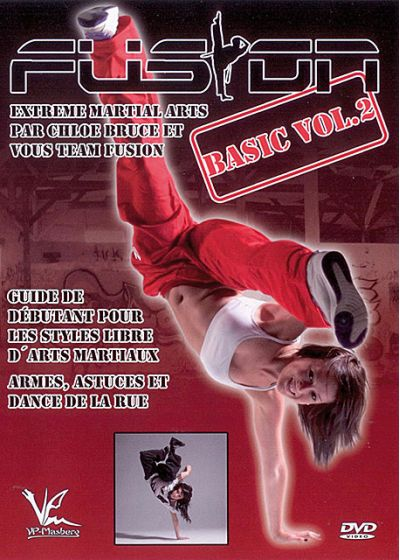 Fusion Extreme Martial Arts : Basic - Vol. 2 - DVD