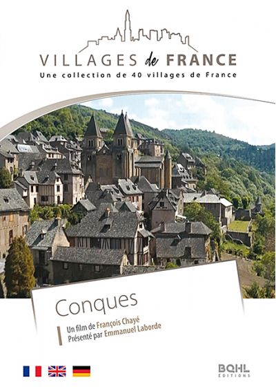 Villages de France volume 5 : Conques - DVD