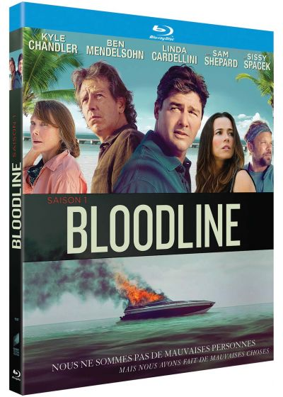 Bloodline - Saison 1 (Blu-ray + Copie digitale) - Blu-ray