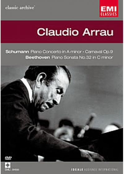 Claudio Arrau - DVD