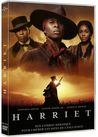 Harriet - DVD