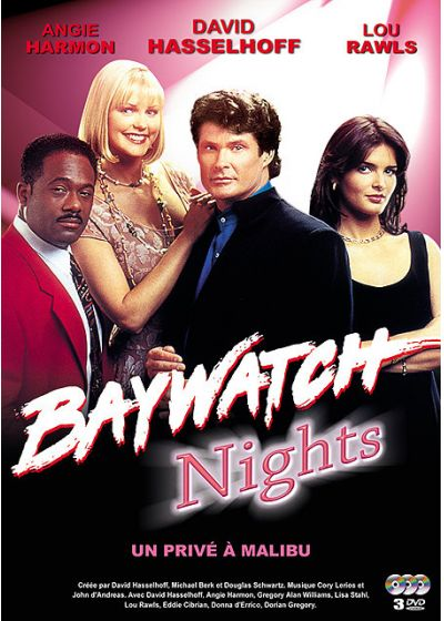 Baywatch Nights - Mitch Buchannon - DVD