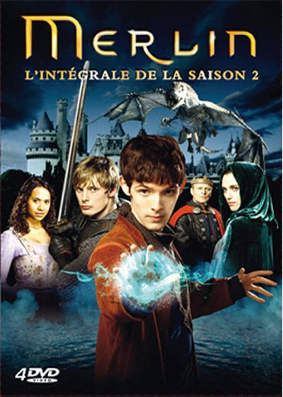 Merlin - Saison 2 - DVD