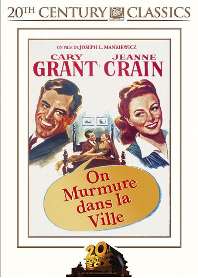 On murmure dans la ville - DVD