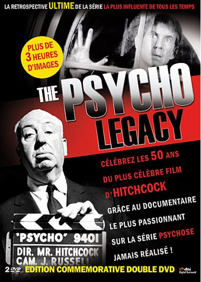 The Psycho Legacy - DVD