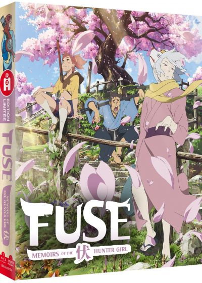 Fusé - Memoirs of the Hunter Girl (Édition Collector Blu-ray + DVD) - Blu-ray
