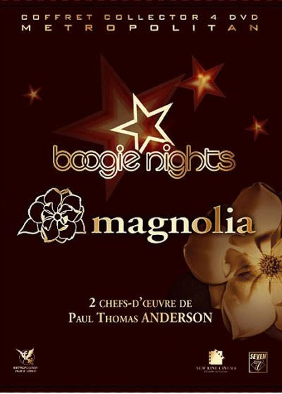 Coffret collector Boogie Nights & Magnolia (Édition Collector) - DVD