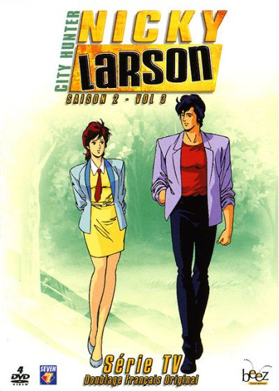 Nicky Larson - Saison 2 - Vol. 3 - DVD