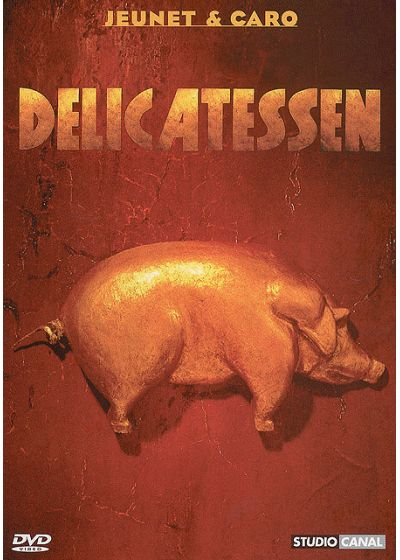 Delicatessen (Édition Simple) - DVD