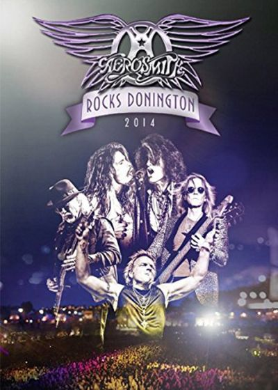 Aerosmith Rocks Donningon - DVD