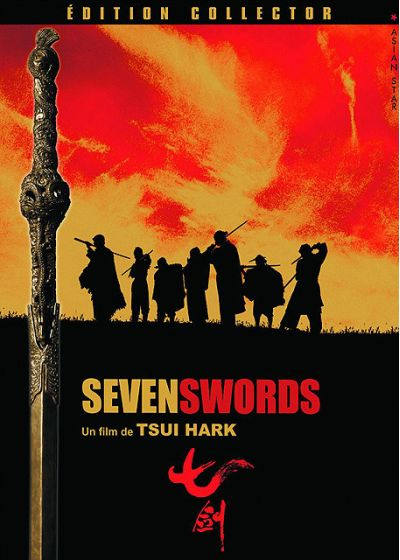 Seven Swords (Édition Collector) - DVD