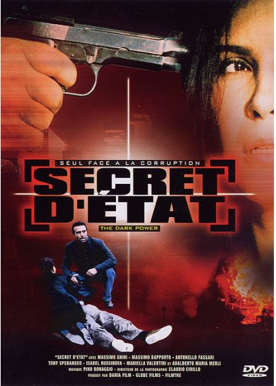 Secret d'état - DVD