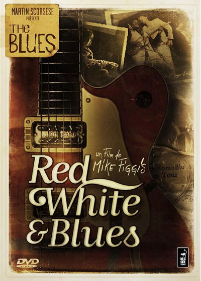 The Blues - Red, White & Blues - DVD