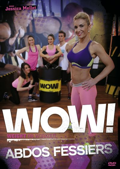 WOW ! Weight or Workout : Abdos fessiers - DVD