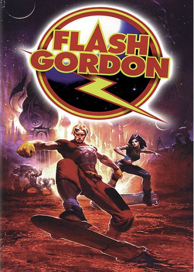 Flash Gordon - Vol. 1 - DVD