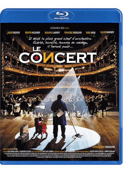 Le Concert - Blu-ray