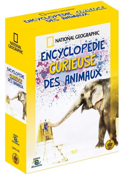 National Geographic - Encyclopédie curieuse des animaux - DVD