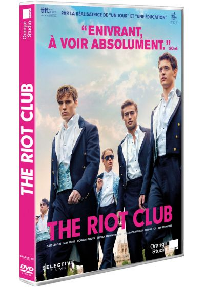 The Riot Club - DVD