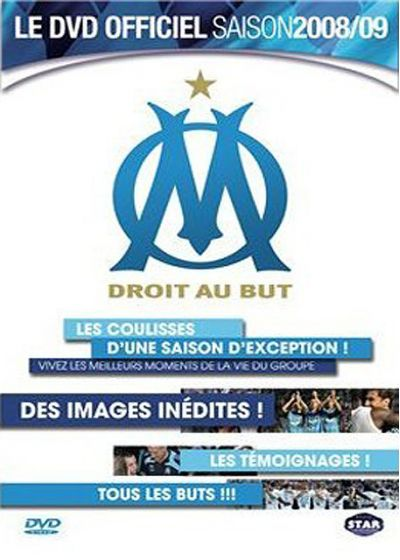 OM - Droit au but : Le DVD officiel Saison 2008-2009 - DVD