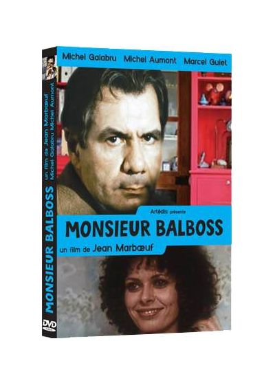 Monsieur Balboss - DVD
