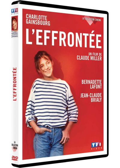 L'Effrontée (DVD + Copie digitale) - DVD