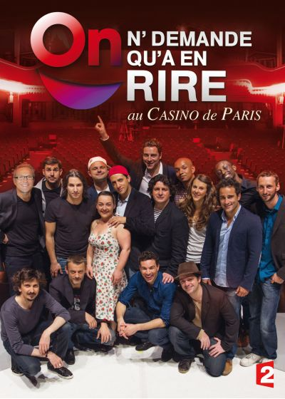 On n'demande qu'à en rire au Casino de Paris - DVD
