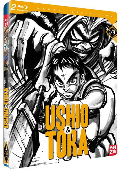 Ushio & Tora - Box 1/3 - Blu-ray