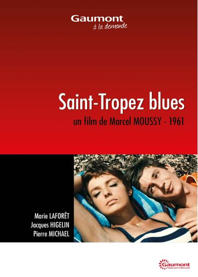 Saint-Tropez blues - DVD