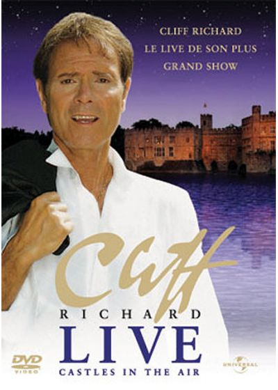 Richard, Cliff - Live - Castles in the Air - DVD