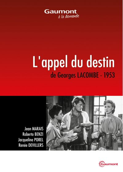 L'Appel du destin - DVD