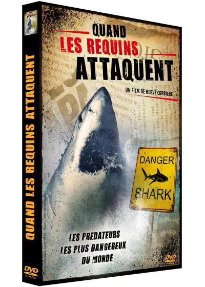 Quand les requins attaquent - DVD