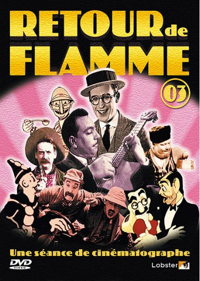 Retour de flamme - Vol. 3 - DVD