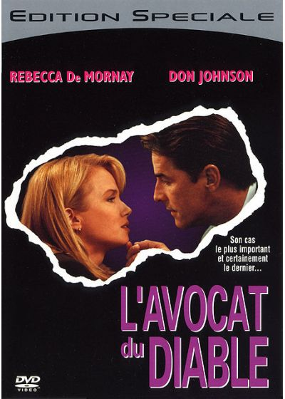 L'Avocat du diable - DVD
