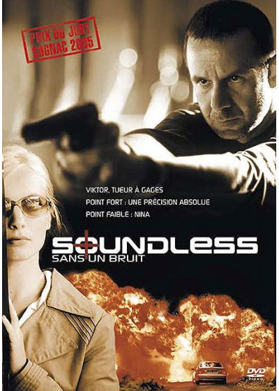 Soundless - Sans un bruit - DVD