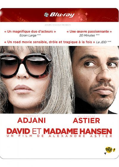 David et Madame Hansen - Blu-ray
