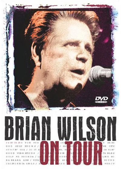 Wilson, Brian - On Tour - DVD