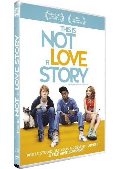 This Is Not A Love Story - DVD
