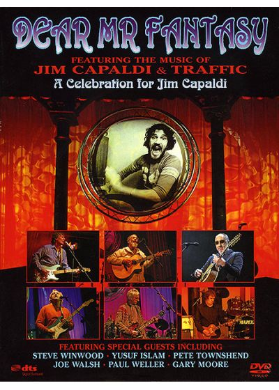 Dear Mr Fantasy (featuring the music of Jim Capaldi & Traffic) - A Celebration for Jim Capaldi - DVD