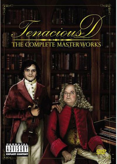 Tenacious D - The Complete Masterworks - DVD