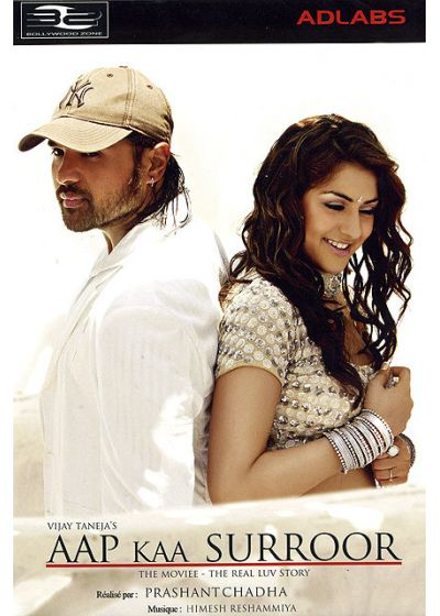 Aap Kaa Surroor: The Moviee - The Real Luv Story - DVD