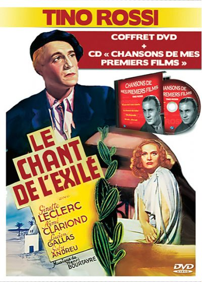 Le Chant de l'exilé (DVD + CD) - DVD