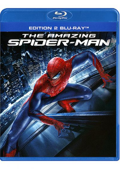 The Amazing Spider-Man (Édition Double) - Blu-ray