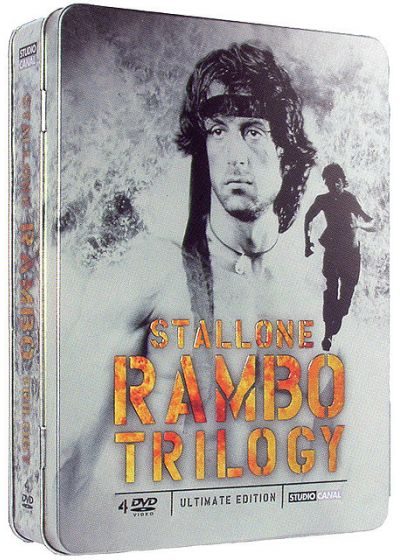 Rambo - La trilogie (Coffret Ultimate) - DVD