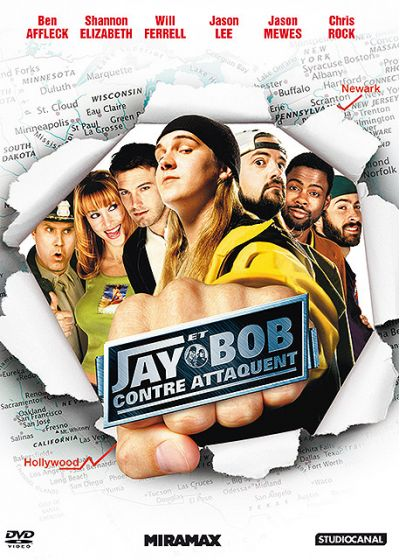 Jay & Bob contre-attaquent - DVD