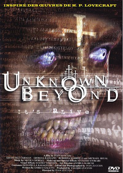 Unknown Beyond (Édition Collector Limitée) - DVD