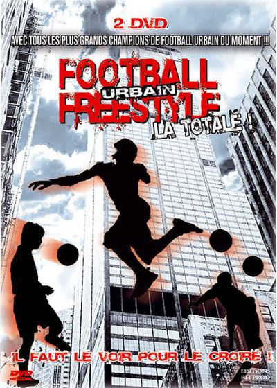 Football urbain Freestyle - La totale - DVD