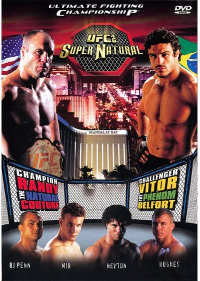 UFC 46 - Super Natural - DVD