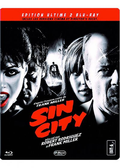 Sin City (Édition Ultime) - Blu-ray