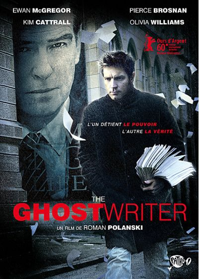 The Ghost Writer - DVD